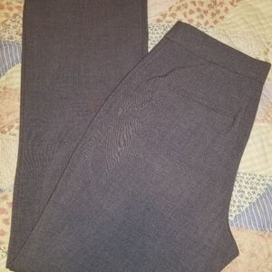 Dana Buchman Grey Trousers